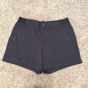 Tangerine Grey Stretch Shorts—XXL